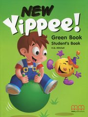 New Yippee! Green Book Student's Book, Mitchell H.Q.